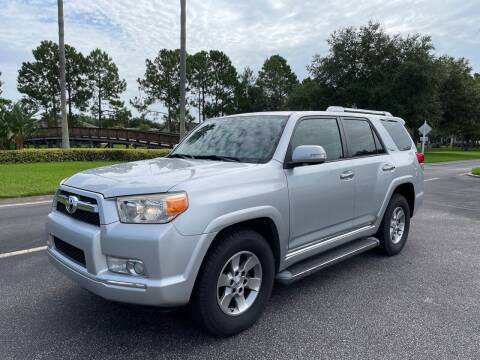 2010 Toyota 4Runner for sale at Jeep and Truck USA in Tampa FL