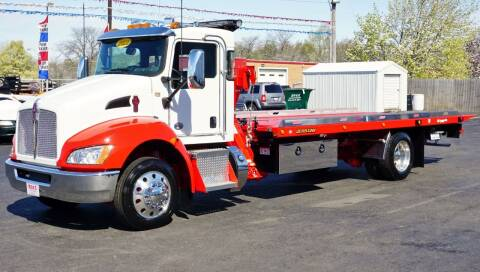2022 Kenworth 270 for sale at Ricks Auto Sales, Inc. in Kenton OH