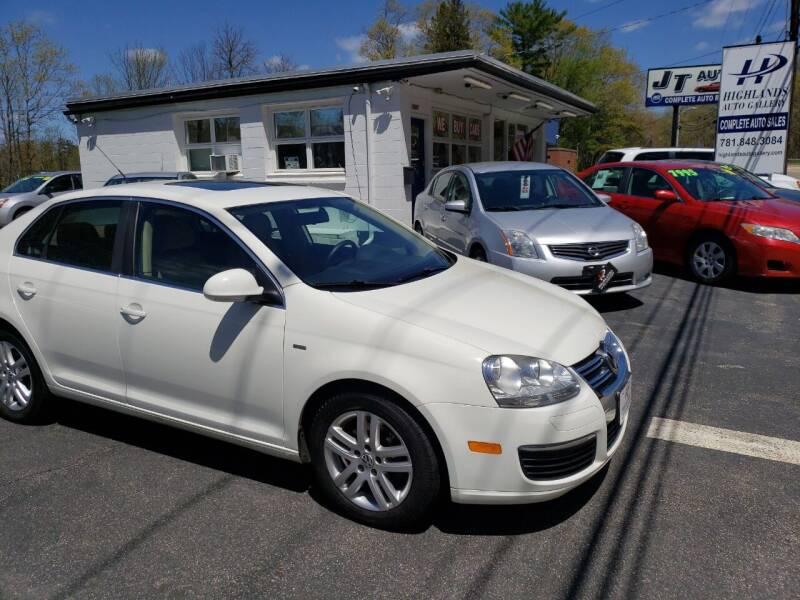 2007 Volkswagen Jetta for sale in Braintree, MA