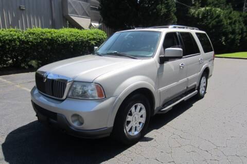 2004 Lincoln Navigator for sale at Key Auto Center in Marietta GA
