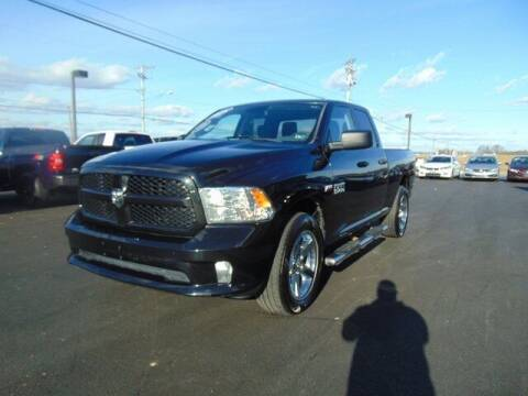 2016 RAM Ram Pickup 1500 for sale at FINAL DRIVE AUTO SALES INC in Shippensburg PA