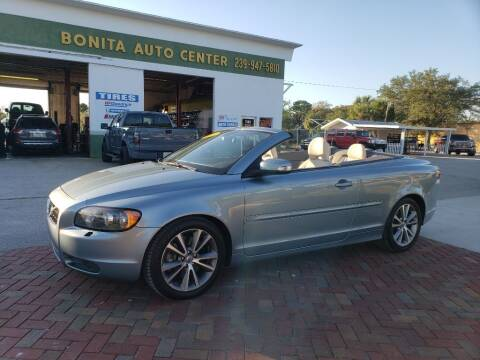 2010 Volvo C70 for sale at Bonita Auto Center in Bonita Springs FL