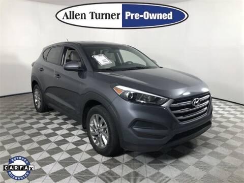 2018 Hyundai Tucson for sale at Allen Turner Hyundai in Pensacola FL