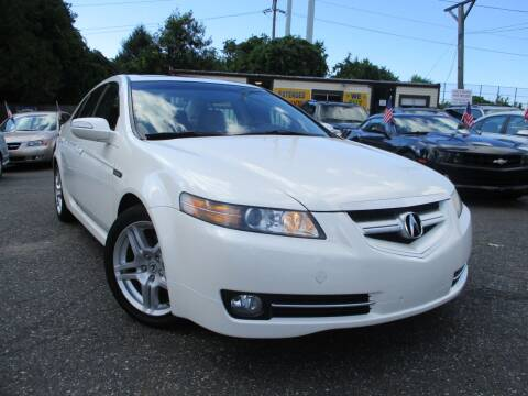 2007 Acura TL for sale at Unlimited Auto Sales Inc. in Mount Sinai NY