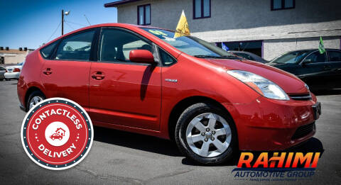 2008 Toyota Prius for sale at Rahimi Automotive Group in Yuma AZ