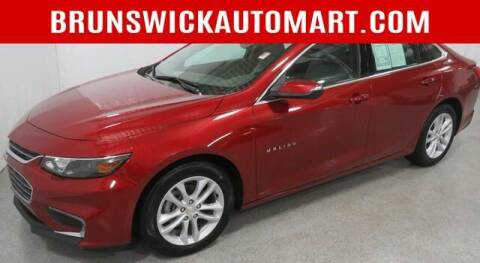 2017 Chevrolet Malibu for sale at Brunswick Auto Mart in Brunswick OH