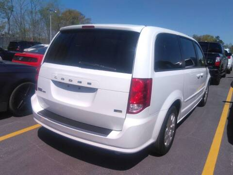 2017 Dodge Grand Caravan for sale at Handicap of Jackson in Jackson TN