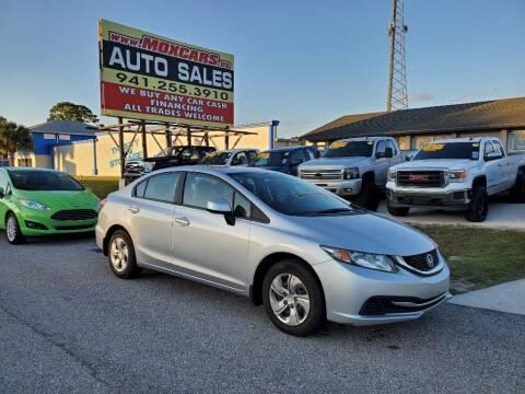 2013 Honda Civic for sale at Mox Motors in Port Charlotte FL