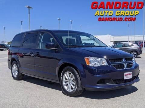 2014 Dodge Grand Caravan for sale at Gandrud Dodge in Green Bay WI