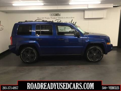 2009 Jeep Patriot for sale at Road Ready Used Cars in Ansonia CT