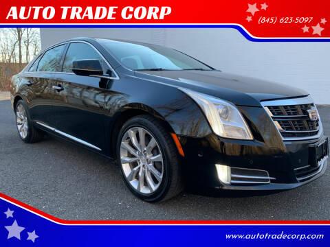 2017 Cadillac XTS for sale at AUTO TRADE CORP in Nanuet NY