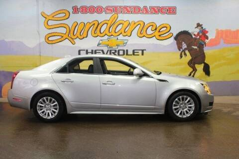 2012 Cadillac CTS for sale at Sundance Chevrolet in Grand Ledge MI