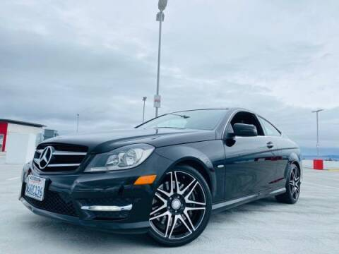 2013 Mercedes-Benz C-Class for sale at Wholesale Auto Plaza Inc. in San Jose CA
