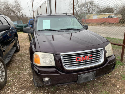 2008 GMC Envoy for sale at BULLSEYE MOTORS INC in New Braunfels TX
