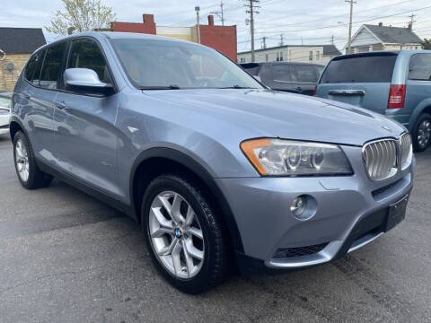 2011 BMW X3 for sale at DRIVE TREND in Cleveland OH