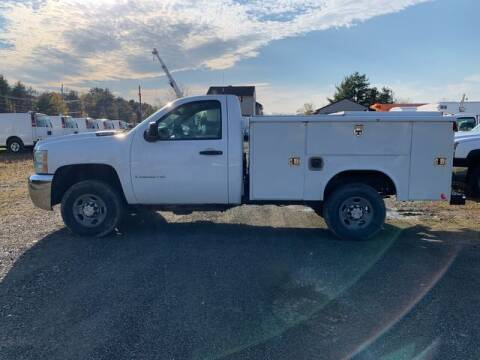 2008 Chevrolet Silverado 2500HD for sale at Upstate Auto Sales Inc. in Pittstown NY