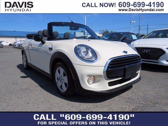 2017 MINI Convertible for sale at Davis Hyundai in Ewing NJ