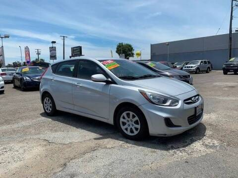 2012 Hyundai Accent for sale at LR AUTO INC in Santa Ana CA