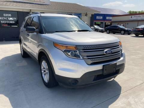 2015 Ford Explorer for sale at Princeton Motors in Princeton TX