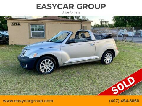 2007 Chrysler PT Cruiser for sale at EASYCAR GROUP in Orlando FL