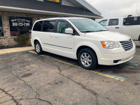 2010 Chrysler Town and Country for sale at Imlay City Auto Sales LLC. in Imlay City MI