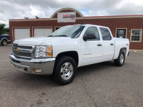 2013 Chevrolet Silverado 1500 for sale at Family Auto Finance OKC LLC in Oklahoma City OK