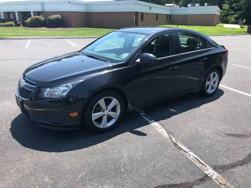 2014 Chevrolet Cruze for sale at Chris Auto South in Agawam MA