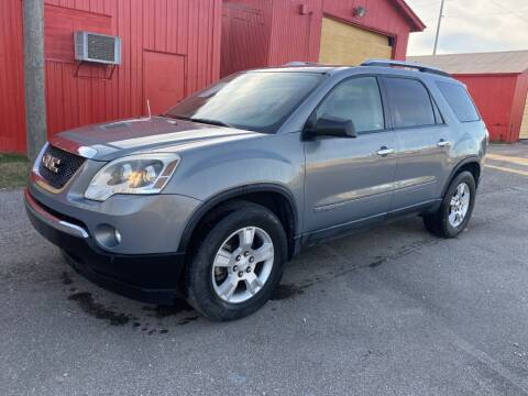 2008 GMC Acadia for sale at Pary's Auto Sales in Garland TX