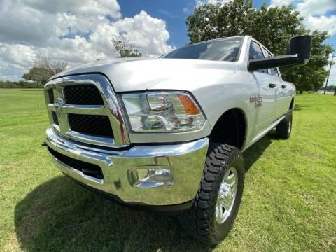 2016 RAM Ram Pickup 2500 for sale at Carz Of Texas Auto Sales in San Antonio TX