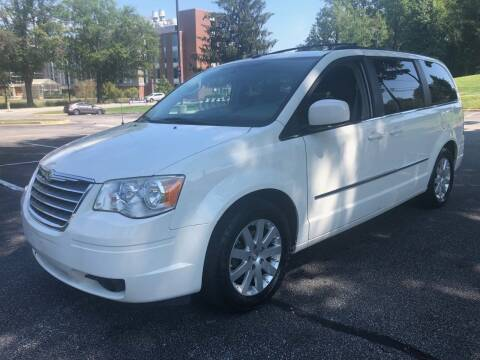 2010 Chrysler Town and Country for sale at Bob's Motors in Washington DC