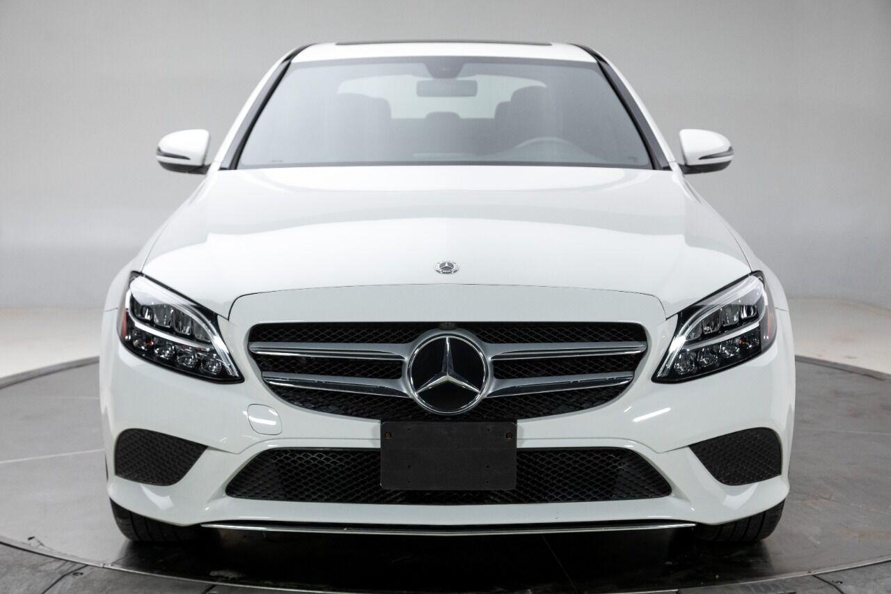2019 Mercedes-Benz C-Class 7