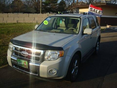 2009 Ford Escape for sale at MOTORAMA INC in Detroit MI