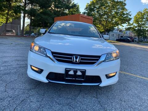 2015 Honda Accord for sale at Welcome Motors LLC in Haverhill MA