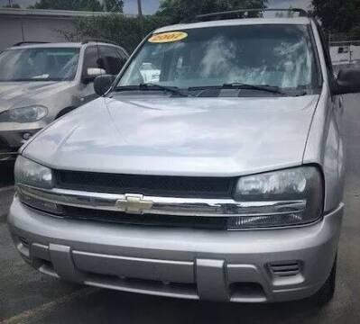 2007 Chevrolet TrailBlazer for sale at RD Motors, Inc in Charlotte NC