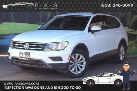 2019 Volkswagen Tiguan for sale at Best Car Buy in Glendale CA