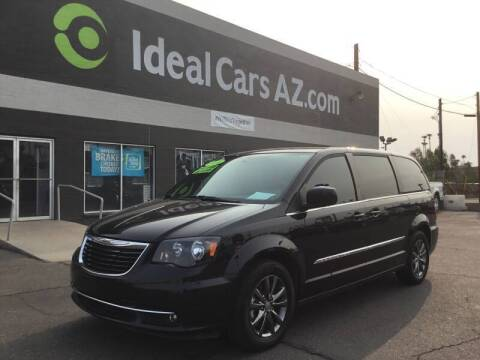 2016 Chrysler Town and Country for sale at Ideal Cars East Main in Mesa AZ