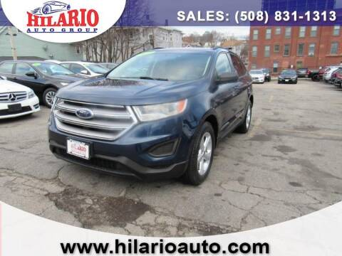 2017 Ford Edge for sale at Hilario's Auto Sales in Worcester MA