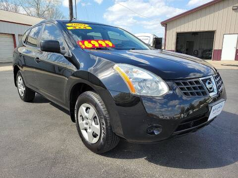 2009 Nissan Rogue for sale at Holland's Auto Sales in Harrisonville MO