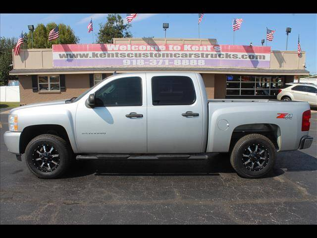 2010 Chevrolet Silverado 1500 for sale at Kents Custom Cars and Trucks in Collinsville OK