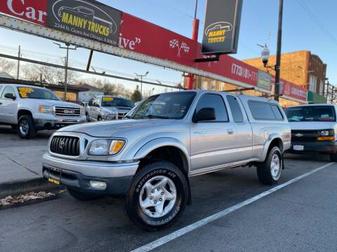 2001 Toyota Tacoma for sale at Manny Trucks in Chicago IL