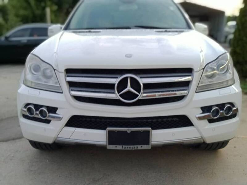 2011 Mercedes-Benz GL-Class for sale at Shoals Dealer LLC in Florence AL