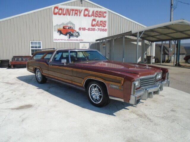 1978 Cadillac Eldorado for sale in Staunton, IL
