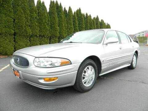 2005 Buick LeSabre for sale at C & V Auto Sales & Service in Moses Lake WA