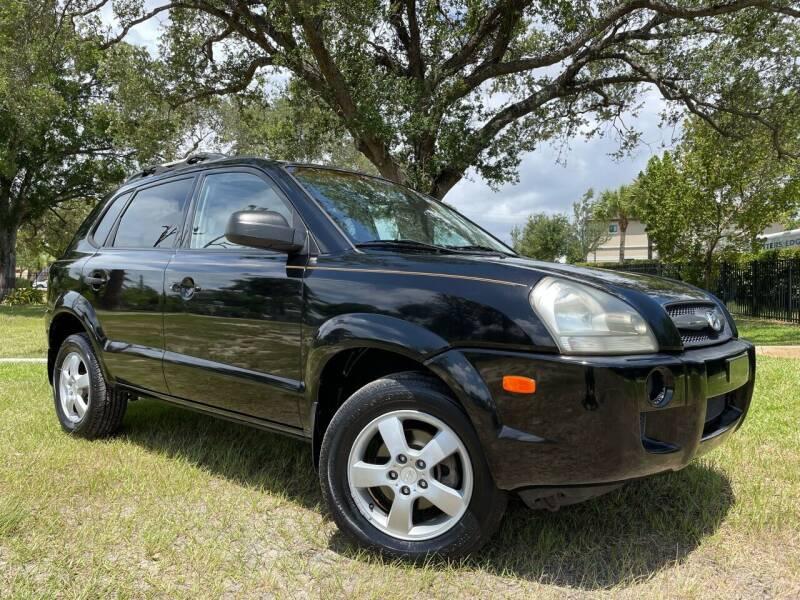 2005 Hyundai Tucson for sale at Kaler Auto Sales in Wilton Manors FL