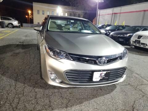 2015 Toyota Avalon for sale at Kingz Auto Sales in Avenel NJ