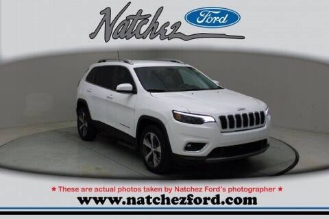 2020 Jeep Cherokee for sale at Auto Group South - Natchez Ford Lincoln in Natchez MS