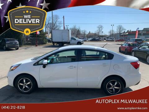 2013 Kia Rio for sale at Autoplex 2 in Milwaukee WI