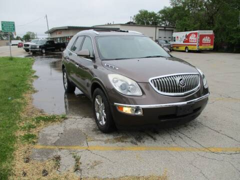 2009 Buick Enclave for sale at RJ Motors in Plano IL