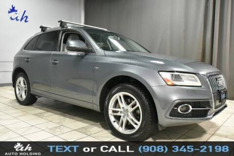 2013 Audi Q5 for sale at AUTO HOLDING in Hillside NJ
