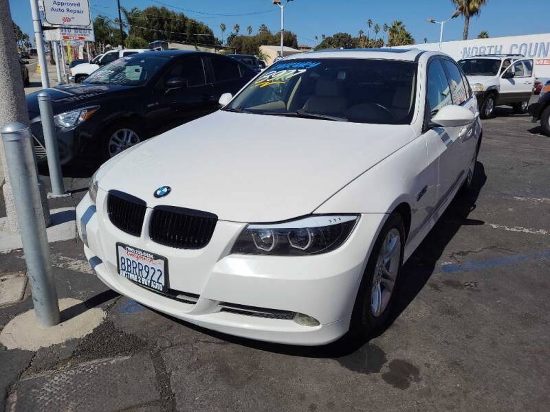 2008 BMW 3 Series for sale at ANYTIME 2BUY AUTO LLC in Oceanside CA